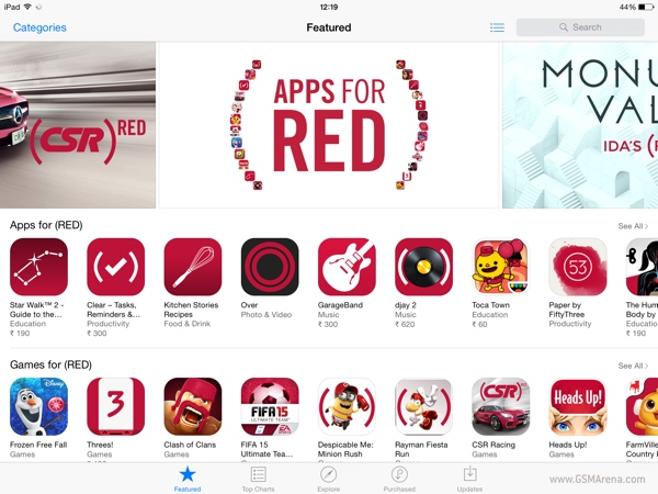 Apple commemorates World AIDS Day with (PRODUCT)RED ...
