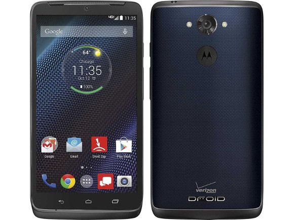 Motorola Droid Turbo gets a blue version at Best Buy ...