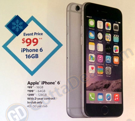 iphone 6 promo apple iphone 6 to get a 100 price cut with upcoming promo 11392