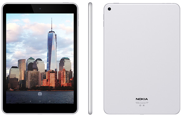 Nokia launches N1 Android Tablet running Lollipop ...
