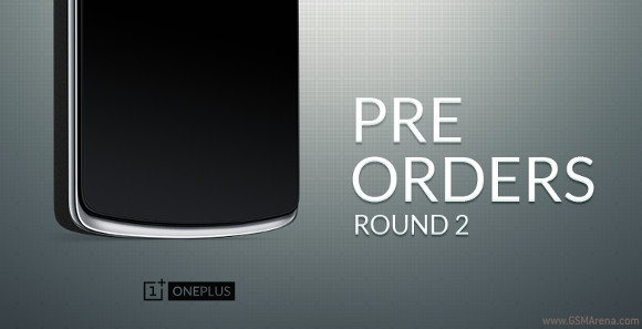 OnePlus One pre-orders come back next week for one hour