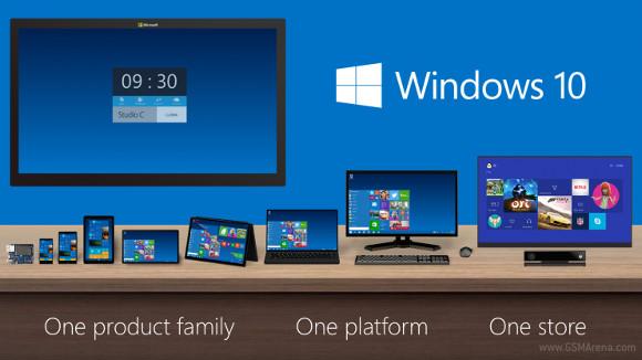 Sforum - Trang thông tin công nghệ mới nhất gsmarena_001 Microsoft sẽ giới thiệu Windows 10 cho điện thoại và máy tính bảng vào tháng 1 năm sau