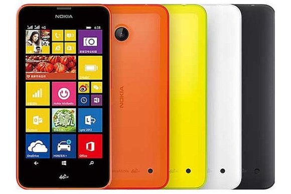 Lumia 638 launched in India, priced at $130