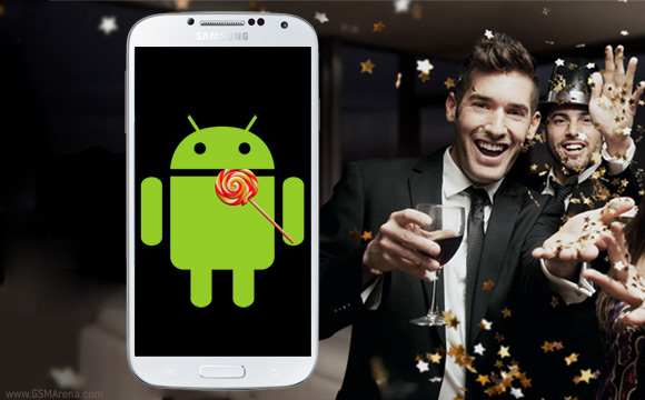 Official Android 5 0 1 ROM for Samsung Galaxy S4 leaked