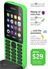 Microsoft unveils Nokia 215 and 215 Dual SIM