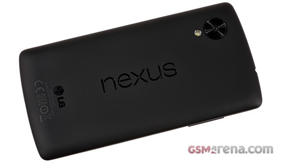 LG Nexus 5 is no longer available from Google