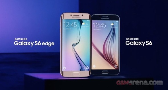 Samsung Galaxy S6 And Edge Preorder Available On Ebay Uk Gsmarena