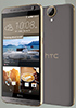 HTC One E9+ (A55) appears on the company's website in China