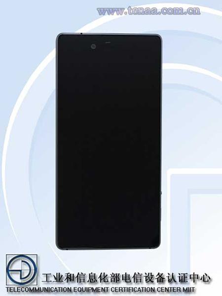 Lenovo Vibe Shot version with 720p display spotted at TENAA