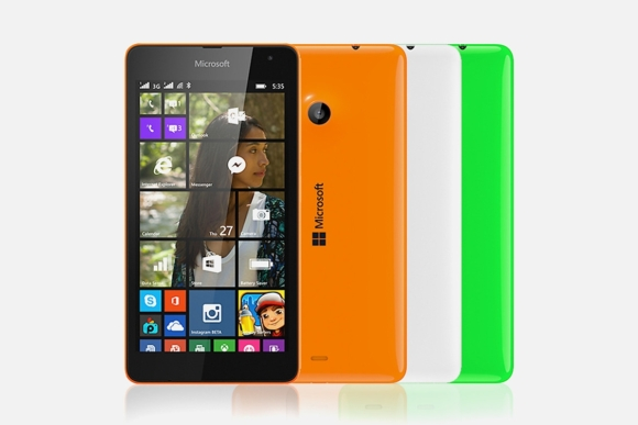 Microsoft says it sold 8.6 million Lumia devices in its ...