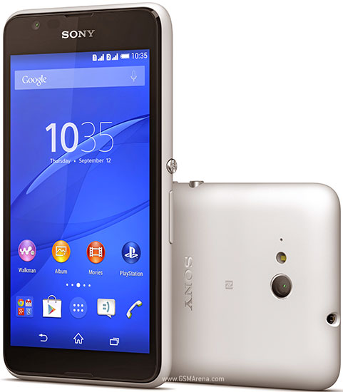 Sony Xperia E4g Dual with LTE launched in India for $213 - GSMArena