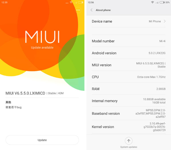Xiaomi starts rolling out Mi 4i update to fix heating issues