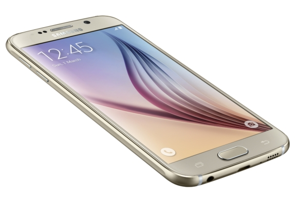 platinum gold galaxy s6 s6 edge arrives in canada