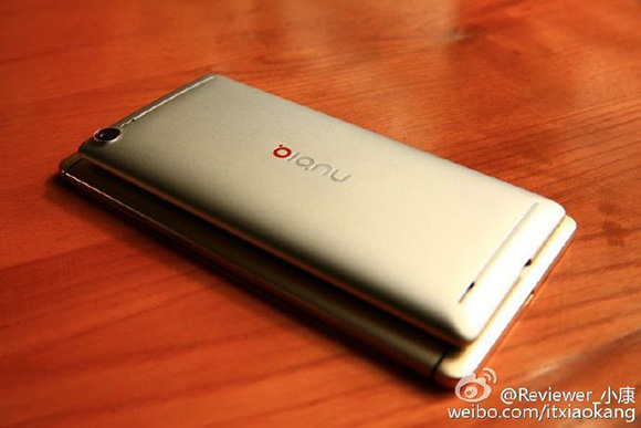Purported ZTE Nubia X8 images, details leaked