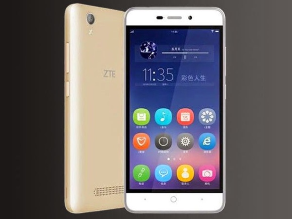 ZTE Q519T sports a 4,000mAh battery and sub-$100 price tag ...