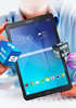 Galaxy Tab E 9.6 promo images show Multi-Window support