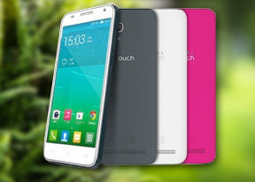 MWC 2014: Alcatel One Touch Idol 2, Mini 2, Mini 2 S, OneTouch Pop Fit hands-on