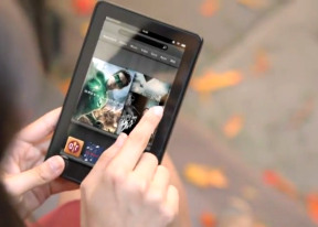 Amazon Kindle Fire review: Midnight oil