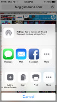 Apple iOS 8 Preview