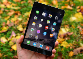 Apple iPad mini 3 review: A touch of gold