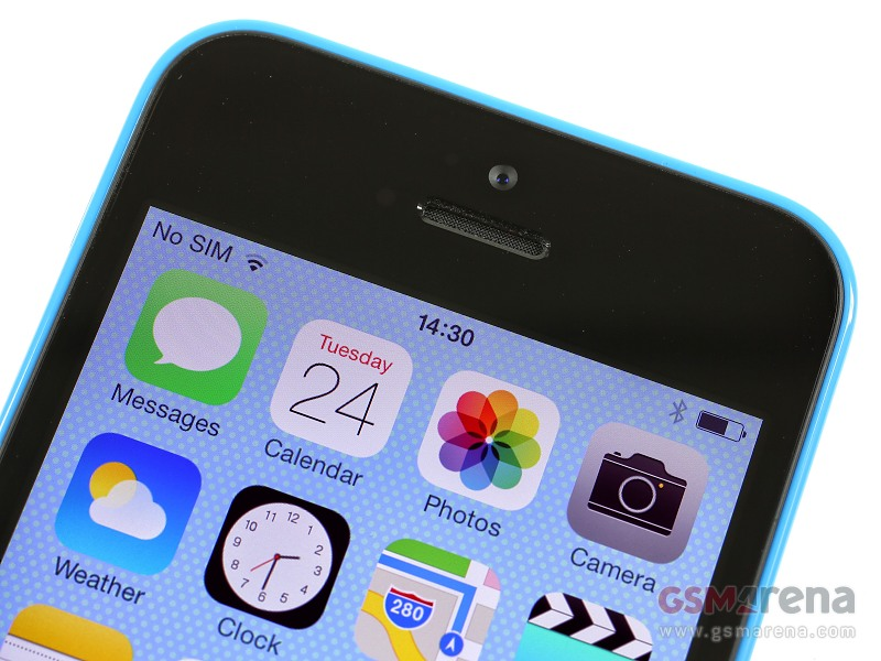 Apple iPhone 5c pictures, official photos