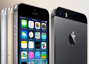 Apple iPhone 5s pictures, official photos