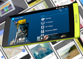 Archos 50 Diamond review: Emerald cut