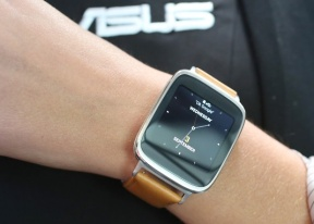 IFA 2014: Asus ZenWatch and MeMO Pad 7 hands-on