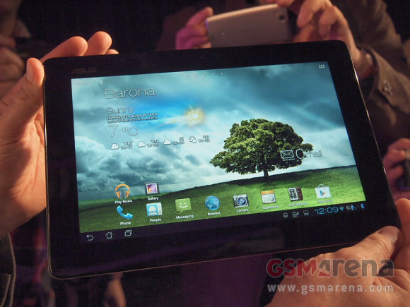 Asus Padfone 2 hands-on