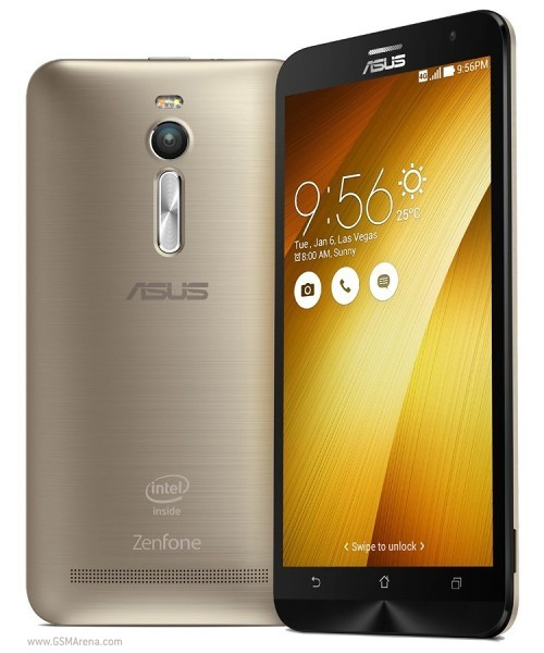 Asus Zenfone 2. Courtesy: GSMArena