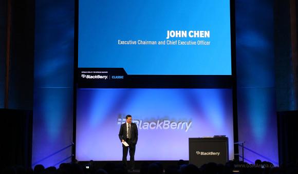 BlackBerry Classic Handson