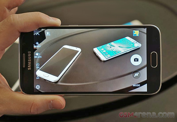 Panoramic Pictures Galaxy S6: Galaxy S6 Edge Vs. Galaxy Note Edge
