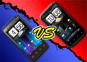 HTC EVO 3D vs. HTC Sensation 4G: Head to head