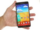 LG G2 vs Samsung Galaxy Note 3 vs Sony Xperia Z1