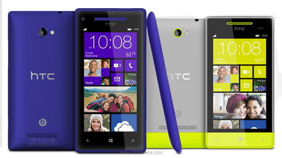 HTC Windows Phone 8X and 8S hands-on: First look ...