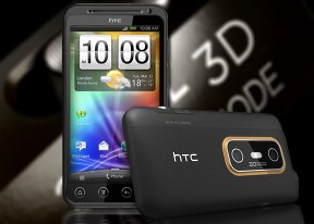 HTC EVO 3D review: An extra dimension