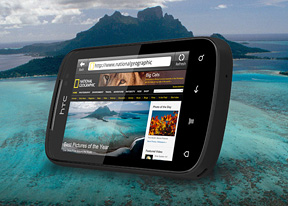 HTC Explorer review: The start of a journey