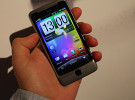 HTC Desire Z live photos