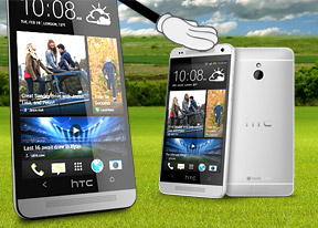 HTC One mini review: Meet Junior
