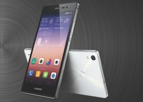 Huawei Ascend P7 review: Looking strong