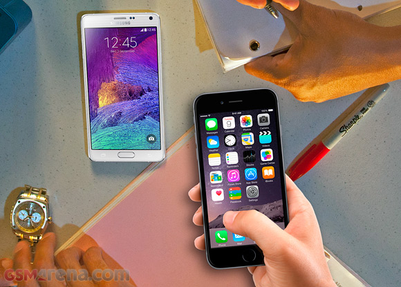 iPhone 6 Plus vs. Galaxy Note 4: Conclusion