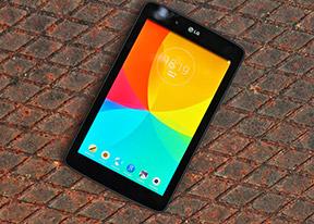 LG G Pad 7.0 review: Back at it