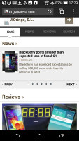 LG G3 vs. HTC One M8