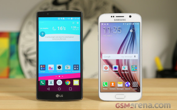Panoramic Pictures Galaxy S6: LG G4 Vs. Samsung Galaxy S6