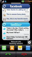 New LG GD880 Mini screenshots