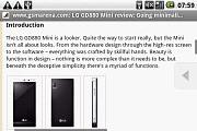 LG GT540 Optimus