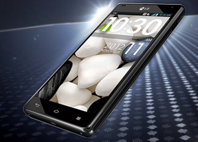 LG Optimus G review: Grand Slam