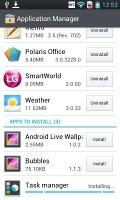 LG Optimus L7 review: L-egant droid: User interface