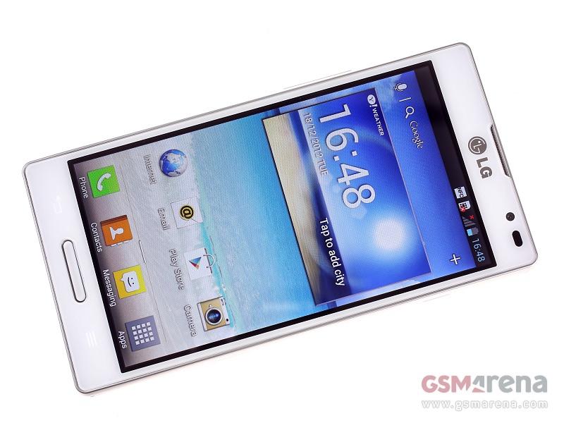 LG Optimus L9 P760