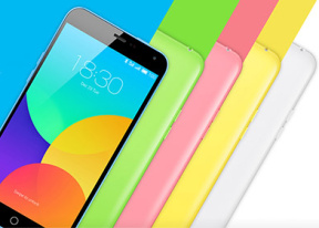 Meizu m1 note review: A major scale